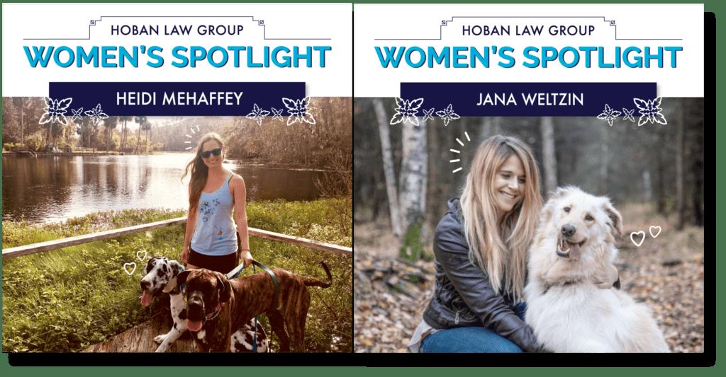 Example Women's Week Posts